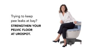 UROSPOT | STRENGTHENING YOUR PELVIC FLOOR - www.urospot.com